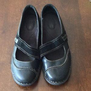 Clarks Strap Shoes